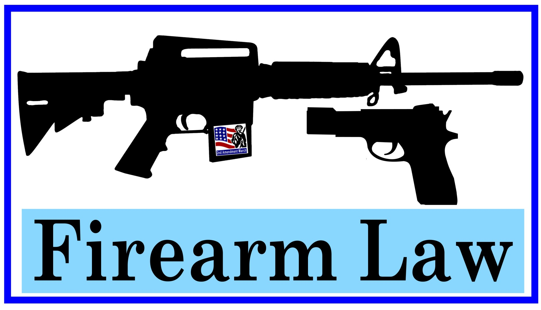 The second amendment issues - Firearm Laws
